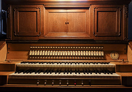 Welte Philharmony Organ at the Meggenhorn Castle